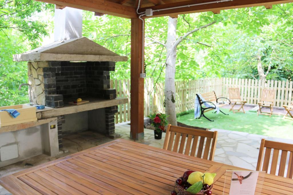 Casa Vacanze Il Giardino - Appartamento Nocciolo img1