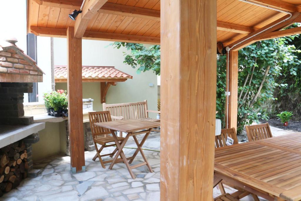Casa Vacanze Il Giardino - Appartamento Nocciolo img4