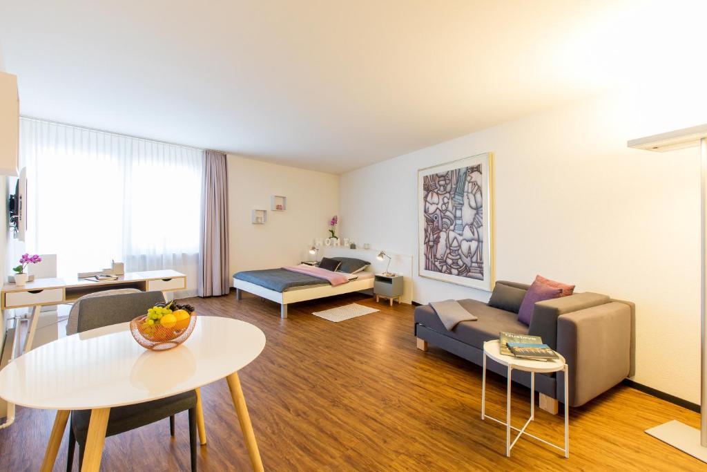 Apartmenthaus zum Trillen Basel City Center
