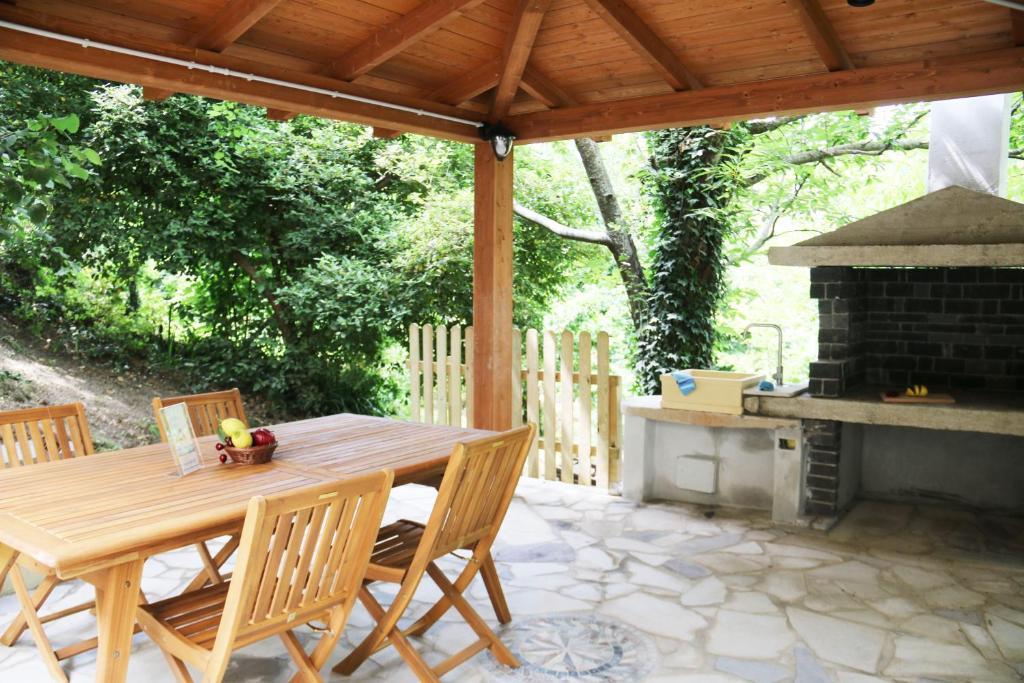 Casa Vacanze Il Giardino - Appartamento Castagno bild2