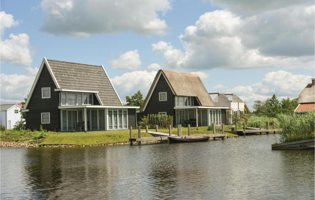 Holiday Home Bodelaeke-Wiedenwoning, 8355 CN Giethoorn