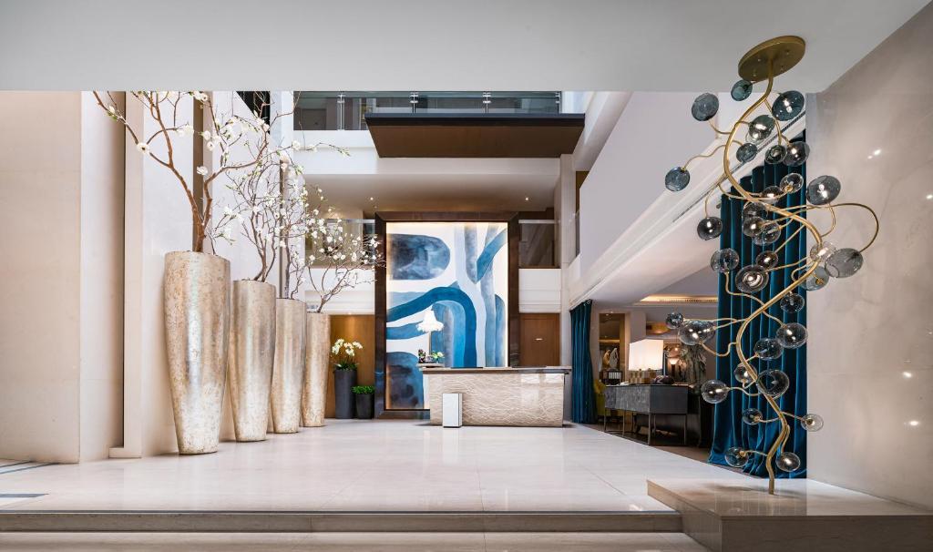 Quarantine Hotel -Taipei Fullerton Hotel - South