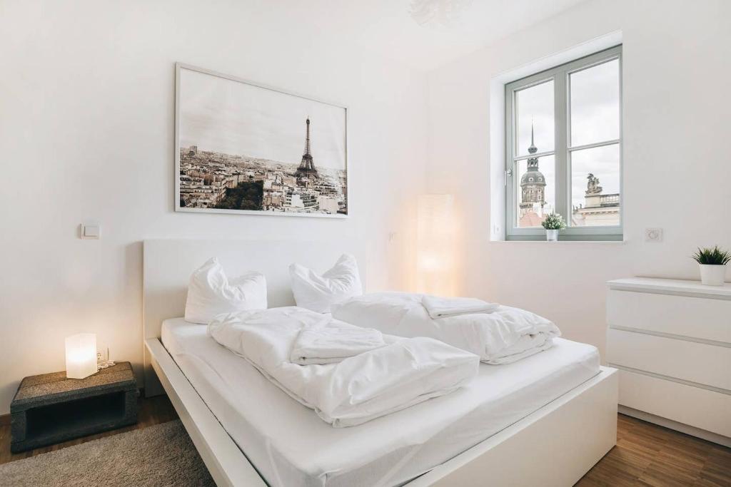 Dill Apartment an der Frauenkirche