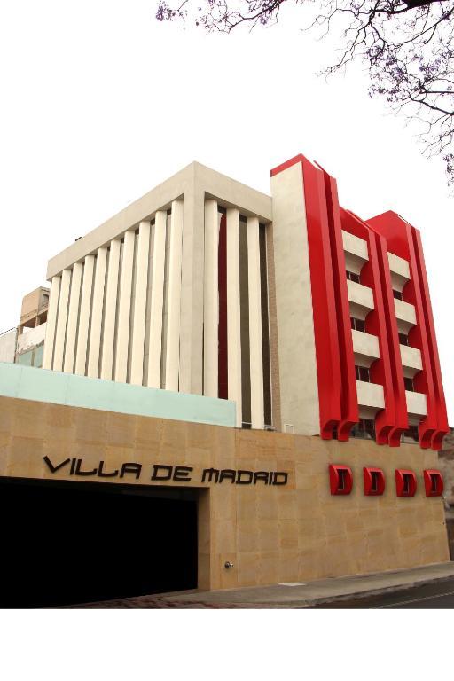 Hotel Villa de Madrid