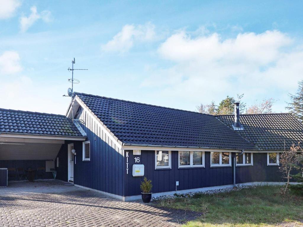 Elegant Holiday Home in Hadsund with Sauna