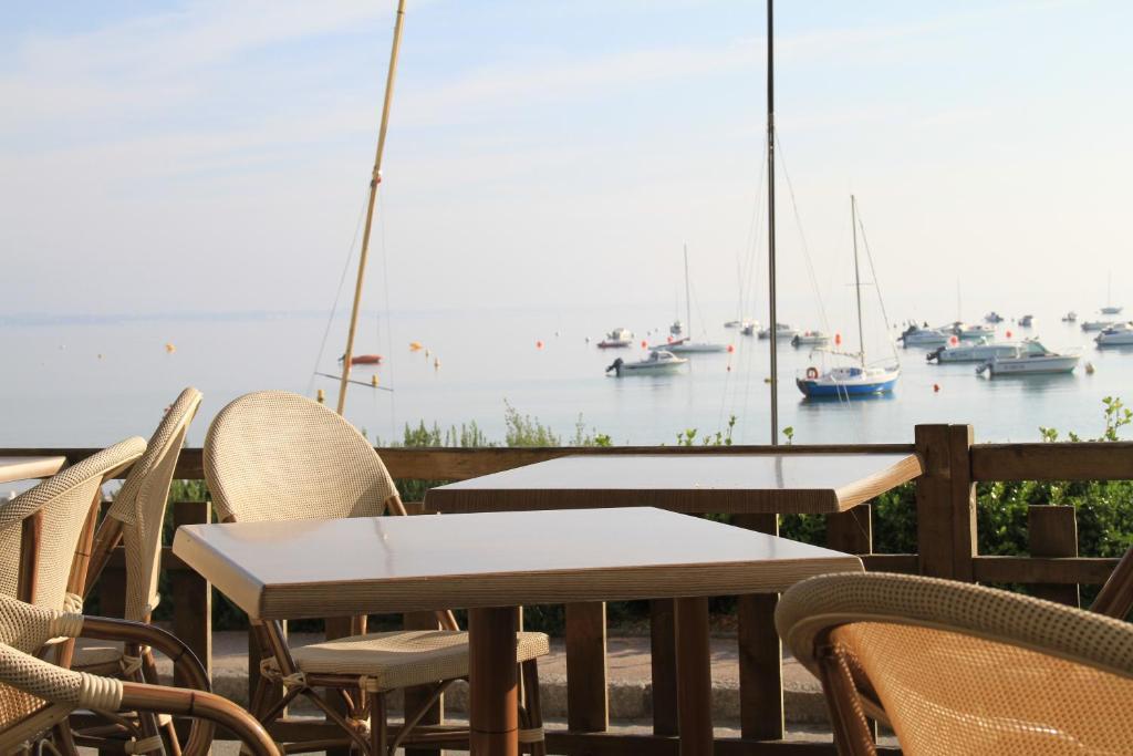 Hotel Restaurant Saint Pierre De Quiberon
