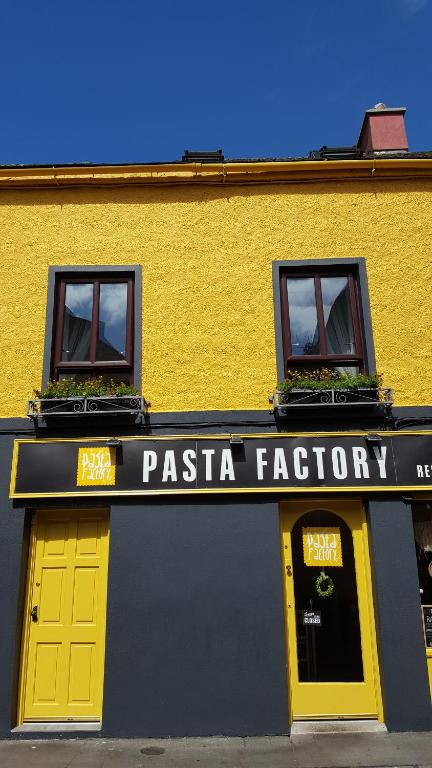 Pasta Factory Guest Rooms