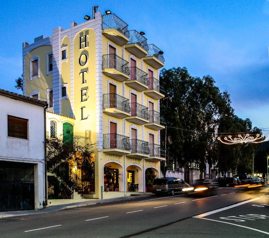Hotel Villarosa con Vespa Rent image3