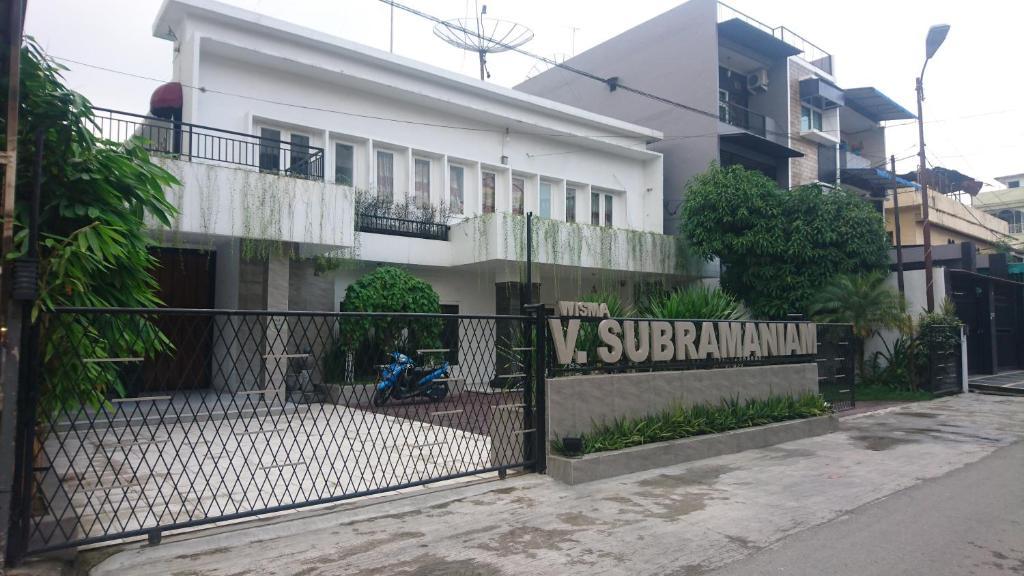 Wisma V Subramaniam