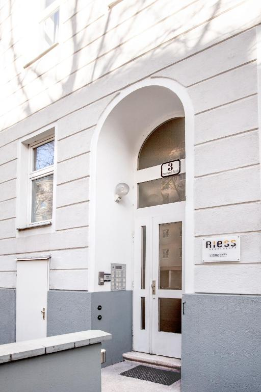 Riess Apartments Trambauerstrasse | contactless check-in