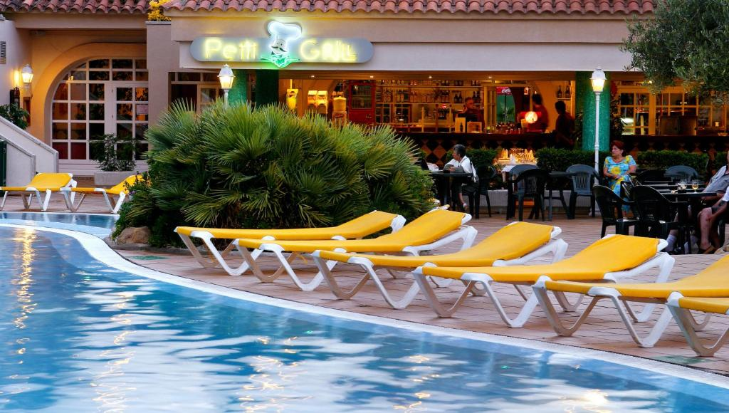 Hotel Guitart Central Park A Lloret De Mar