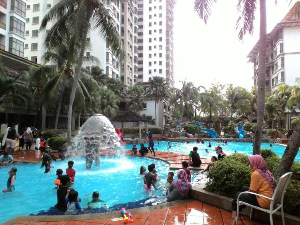 Costa Mahkota (Family Homestay) @ Mahkota Melaka