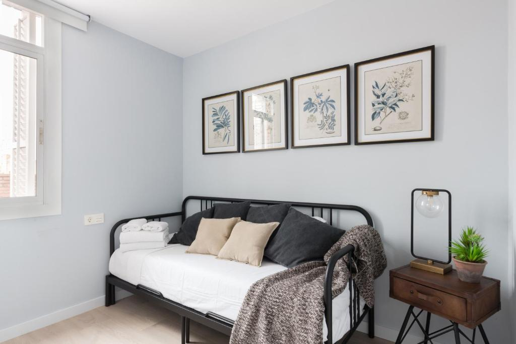Design Apartments in the heart of Gracia