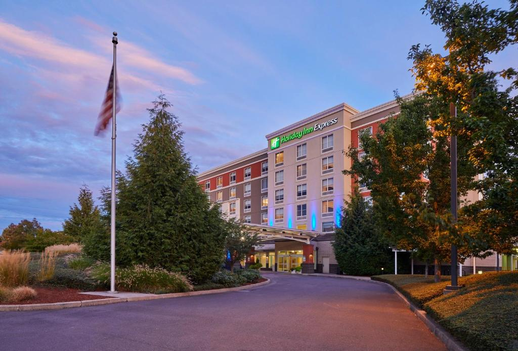 Holiday Inn Express : Eugene - Springfield, an IHG Hotel