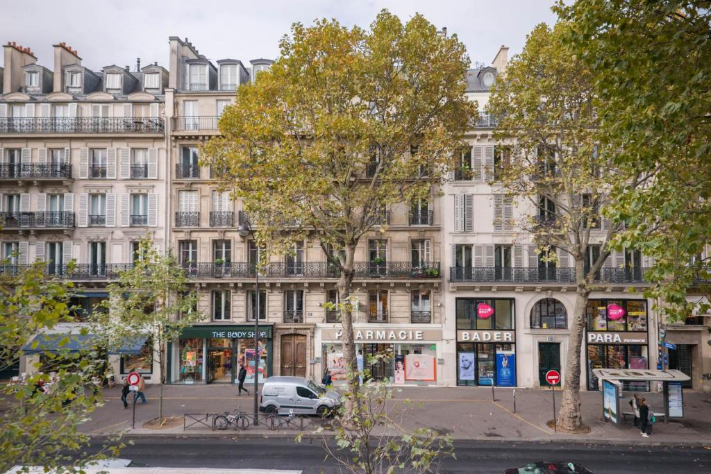 1bd Apartment near Notre-Dame by GuestReady
