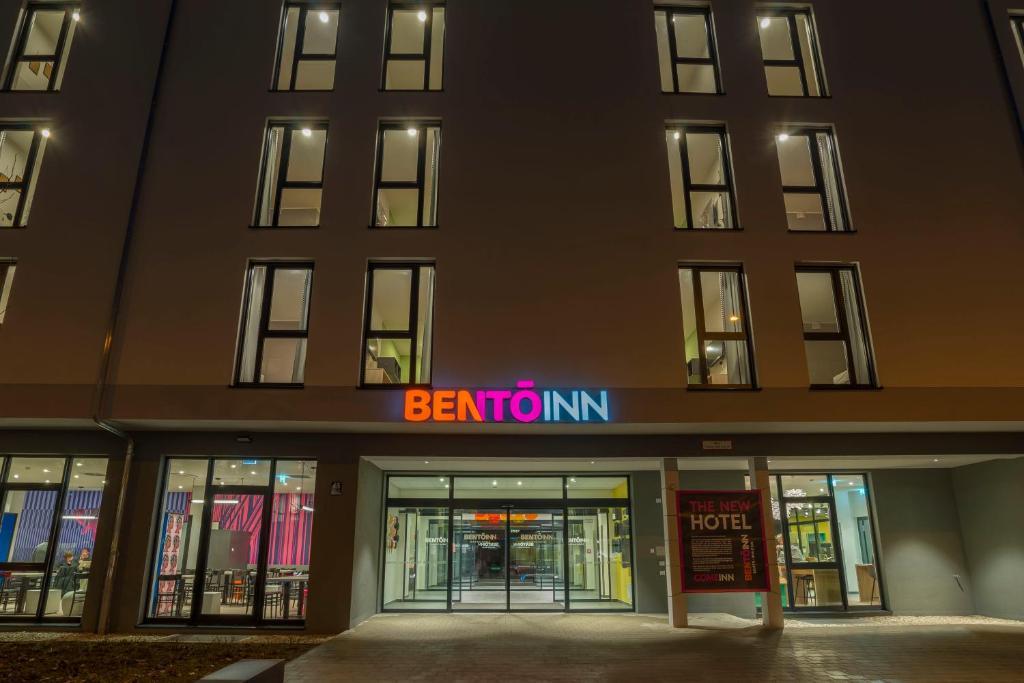 Bento Inn Munich
