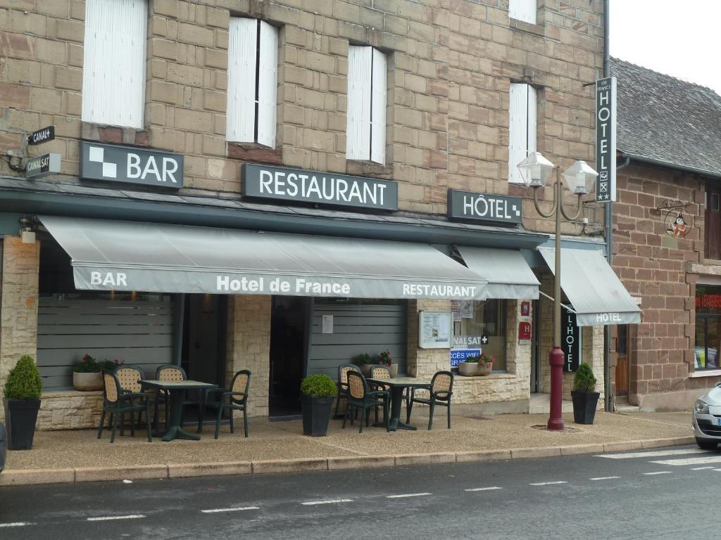 Restaurant Hotel De France Objat