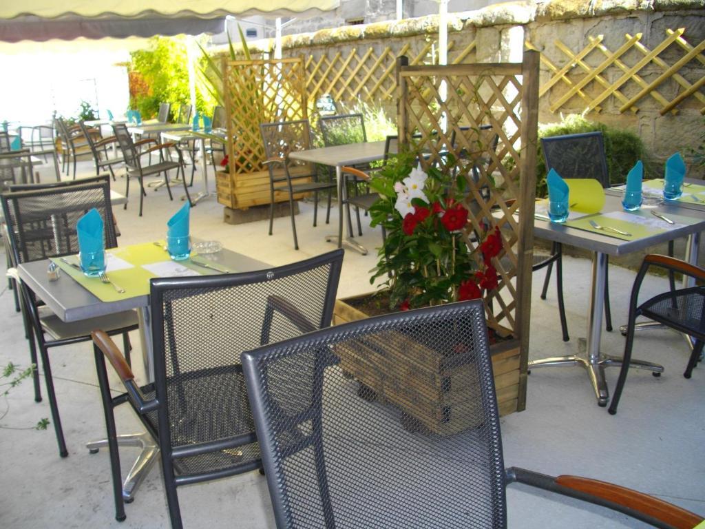 Terrasse Restaurant Brive