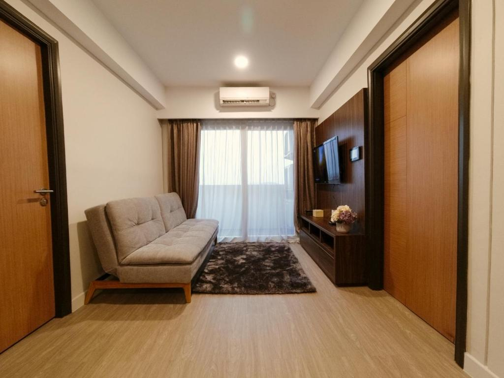 MG Suites 2 Bedroom Apartment Semarang