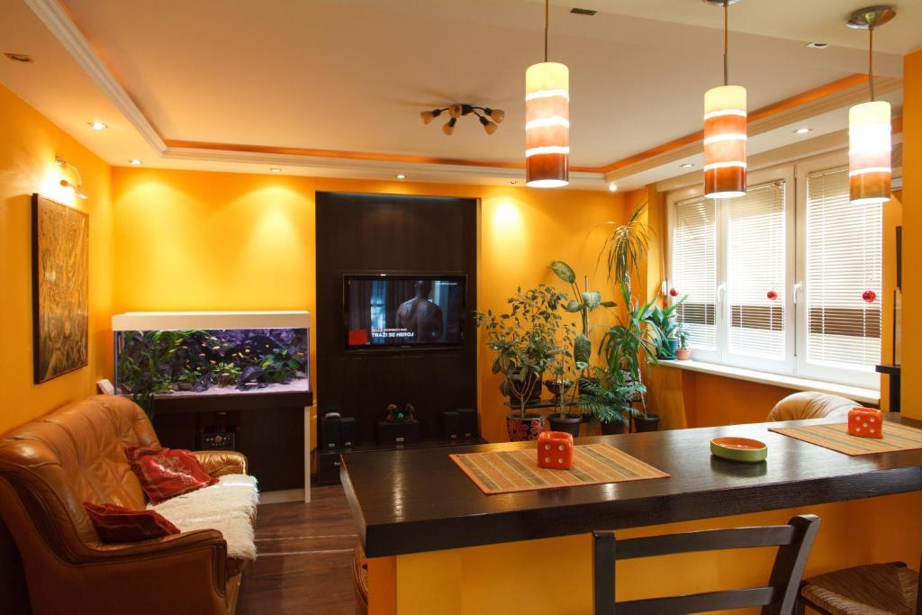 Luxury Apartments Belgrade Center