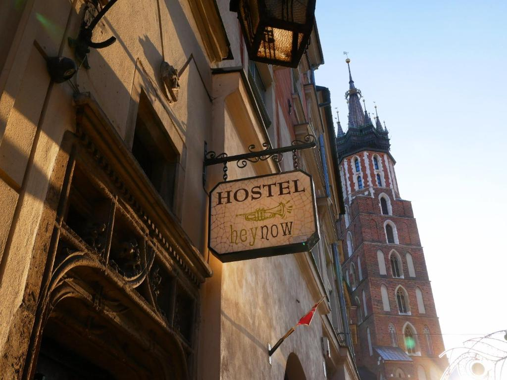 noclegi Kraków HEYnow Rooms Apartments and hostel in CITY center