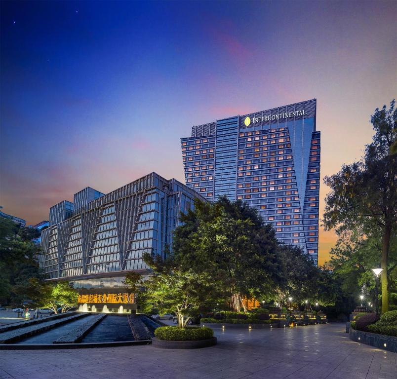 InterContinental Century City Chengdu, an IHG hotel