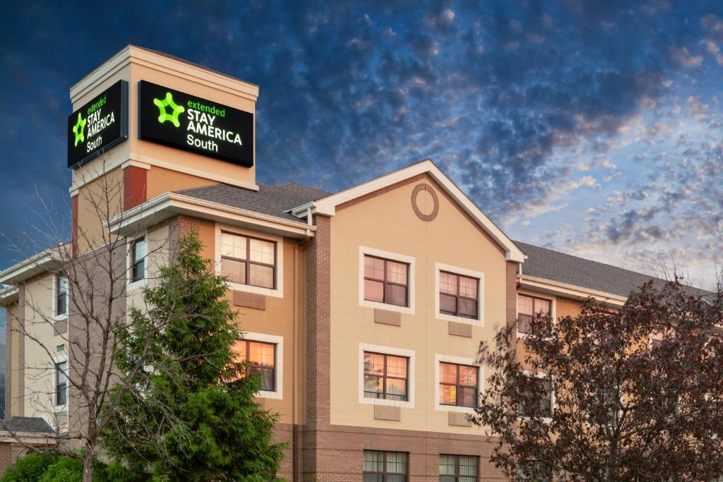 Extended Stay America Suites - Cleveland - Beachwood - Orange Place - South