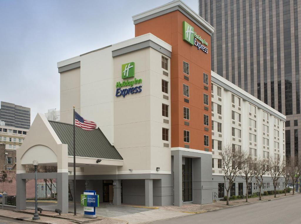 Holiday Inn Express New Orleans Downtown, an IHG Hotel