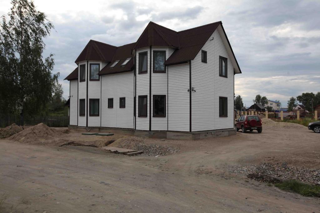 Guest House on Vokzalnaya