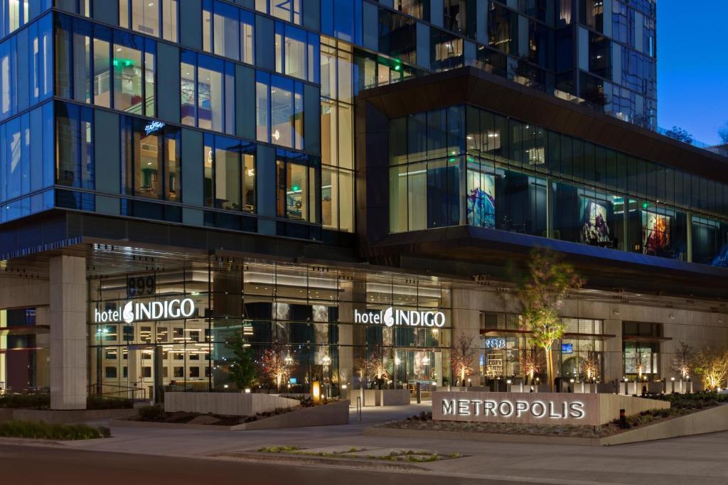 Indigo Hotels near me