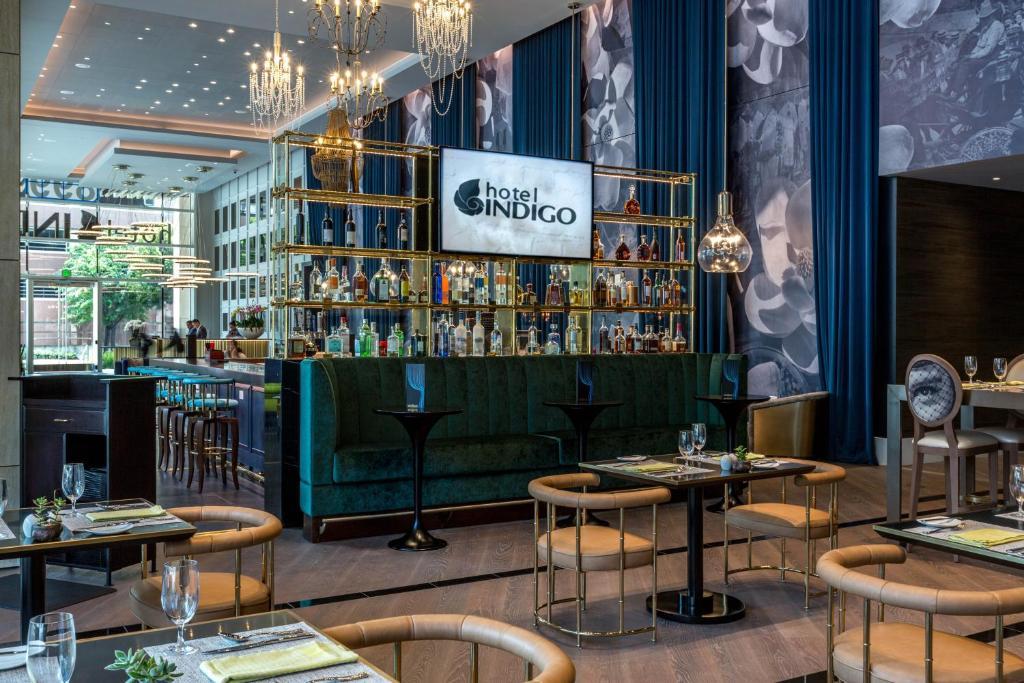 Indigo Hotels lounge