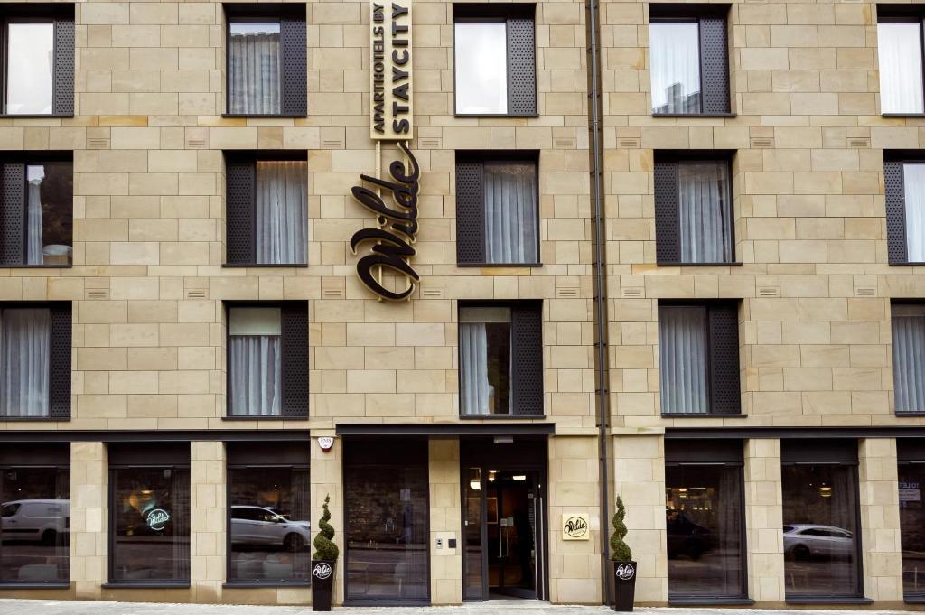 Wilde Aparthotels by Staycity Edinburgh Grassmarket