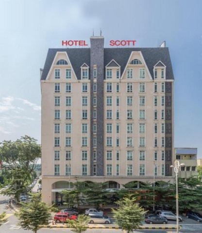 Scott Hotel KL Sentral