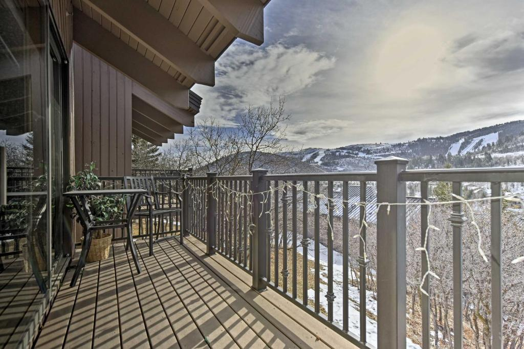 Park City Home -Hot Tub, Sauna and Deck with Mtn Views!
