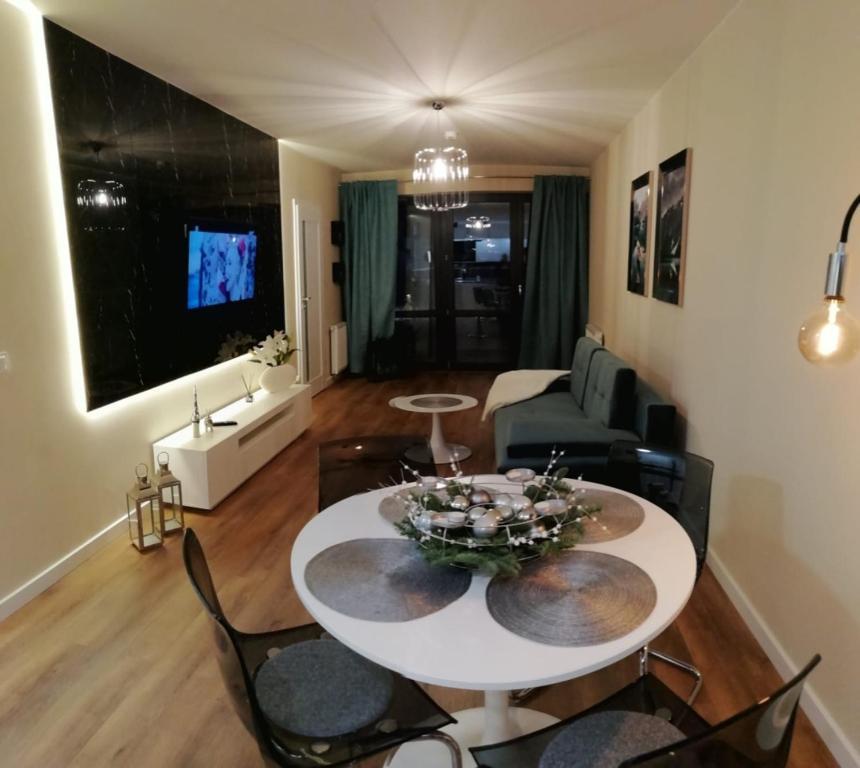 noclegi Karpacz Apartament Silence Triventi Szmaragd