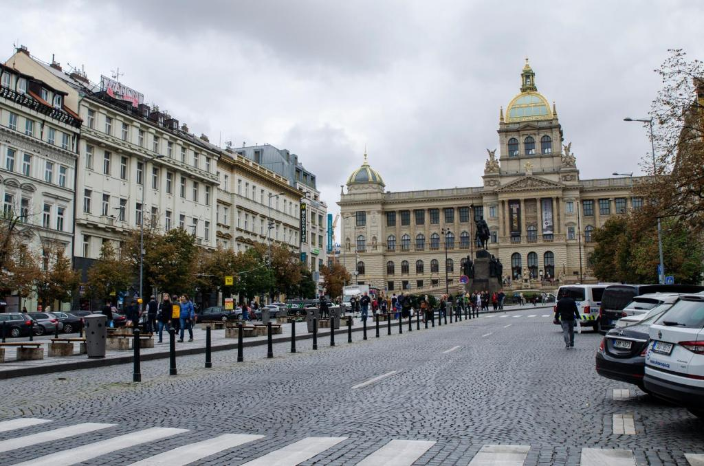 Prague Center Apartment - Wenceslas Square 403