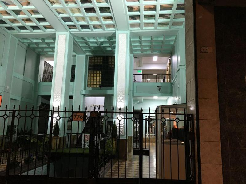 Habitación doble centro de Santiago