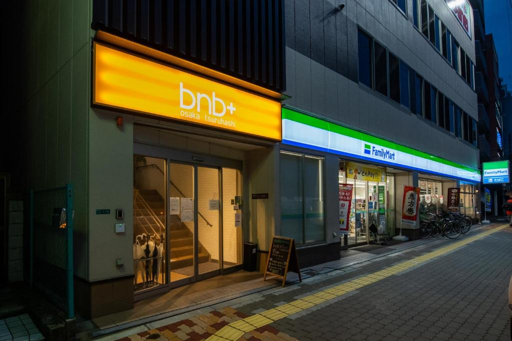 bnb+ Tsuruhashi