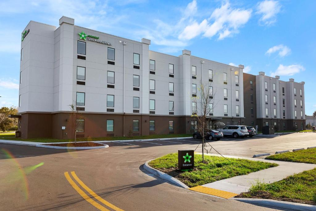 Extended Stay America Premier Suites - Tampa - Gibsonton - Riverview