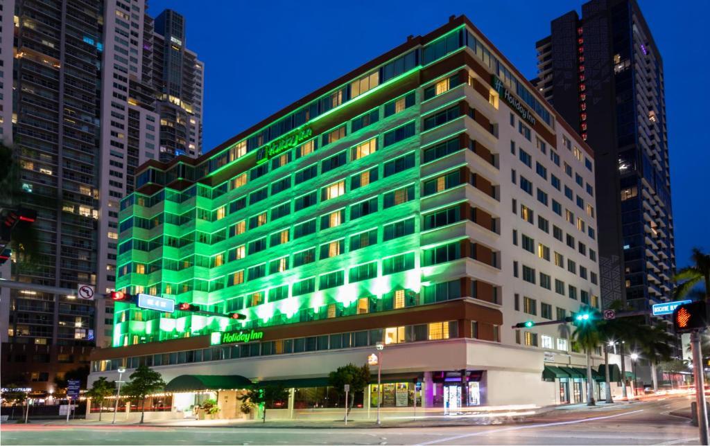 Holiday Inn Hotel Port of Miami-Downtown, an IHG Hotel