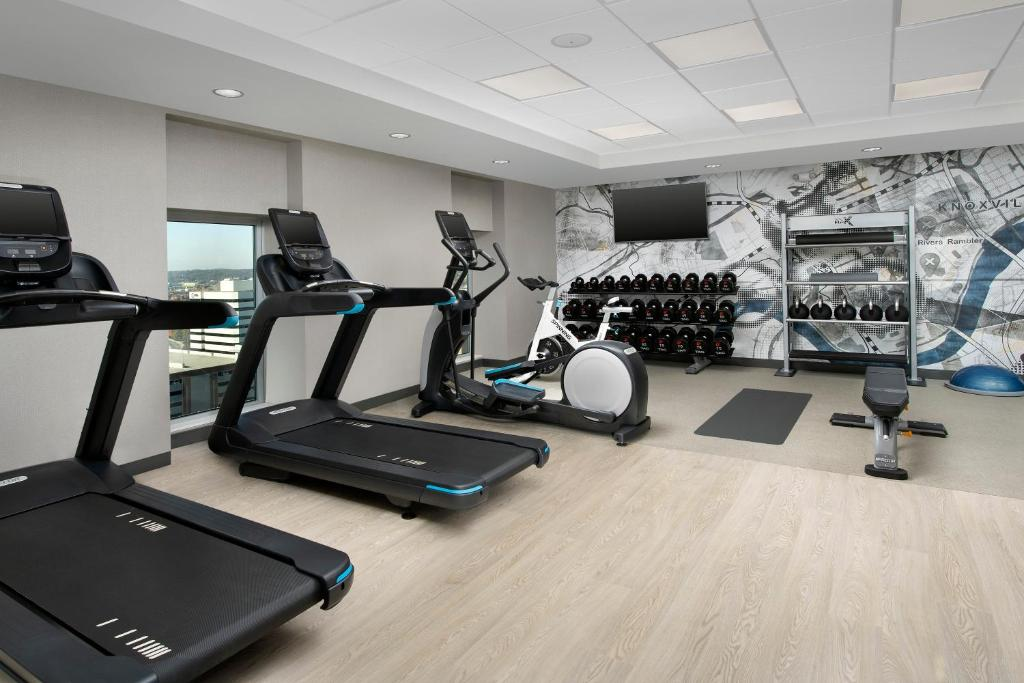 Embassy Suites Fitness