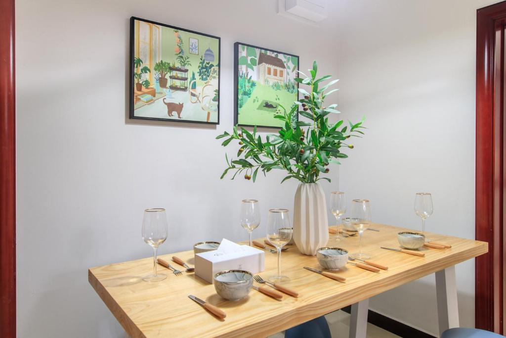 Beijing. Haidian district. Daoxiangyuan. Road guest boutique homestay