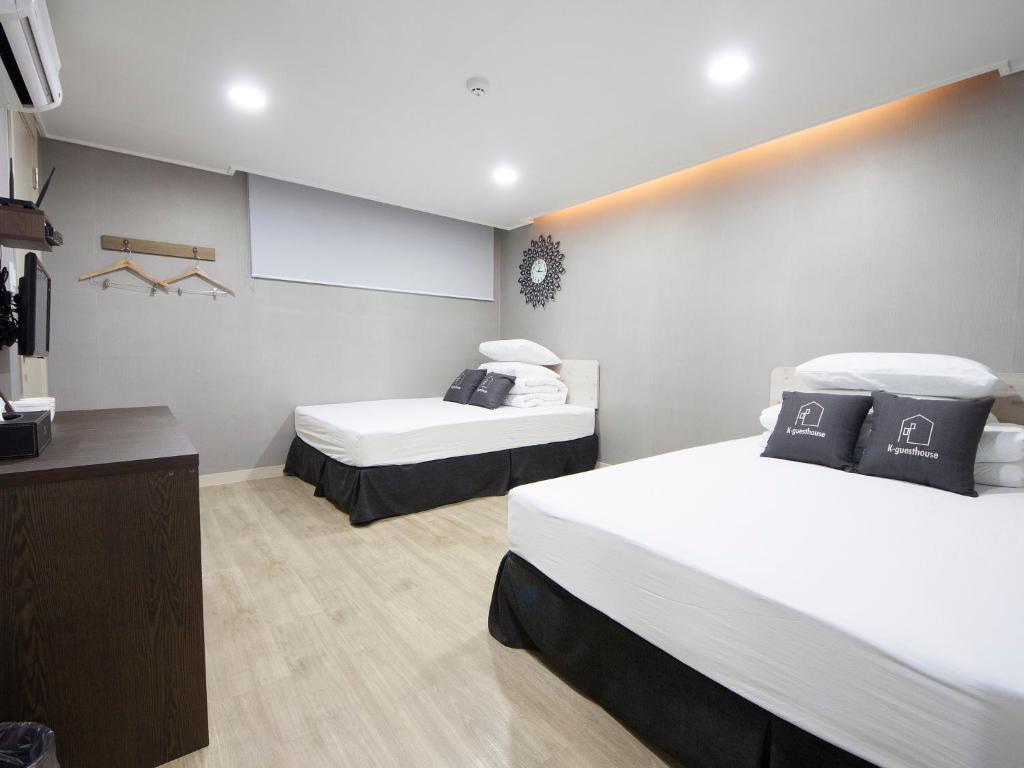 K-Grand Hostel Gangnam1
