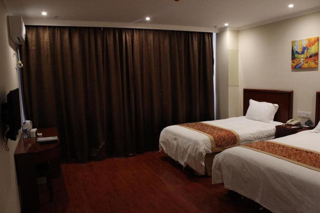 GreenTree Inn Hefei Lujiang County Jinjie 1 Express Hotel
