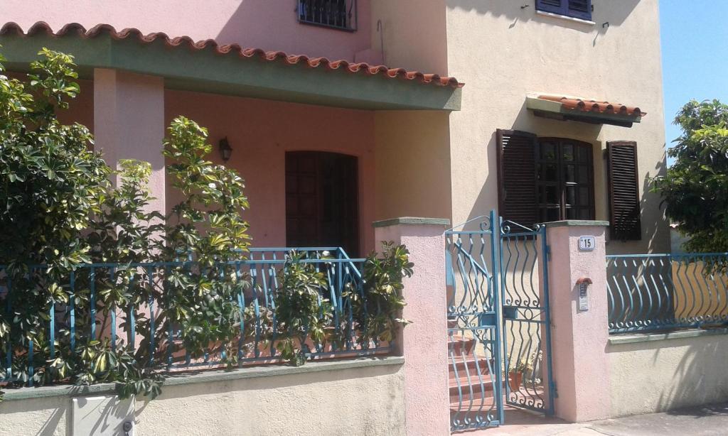 Orosei-Sardegna-Appartamento 5 posti letto con giardino img2