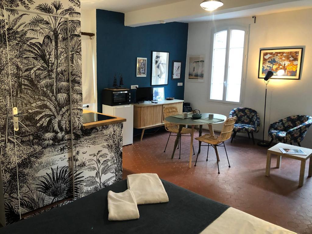 Grand Studio Rue du Panier
