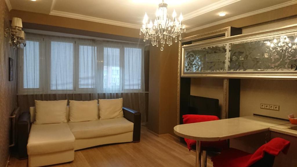 Апартаменты на Ворошиловском проспекте