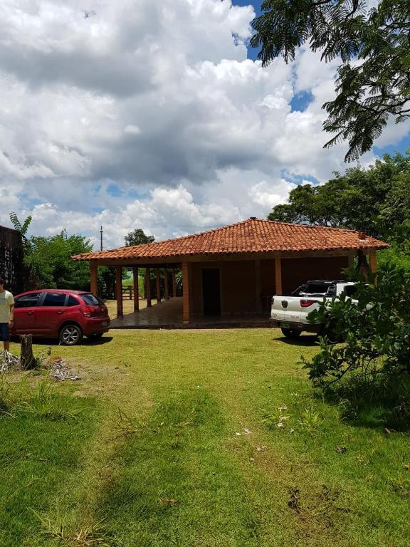 Casa na Chapada dos Guimarães/MT