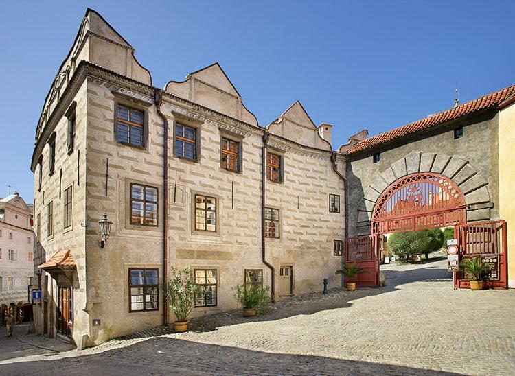 Pension Zámecká Apartmá - Castle Apartments