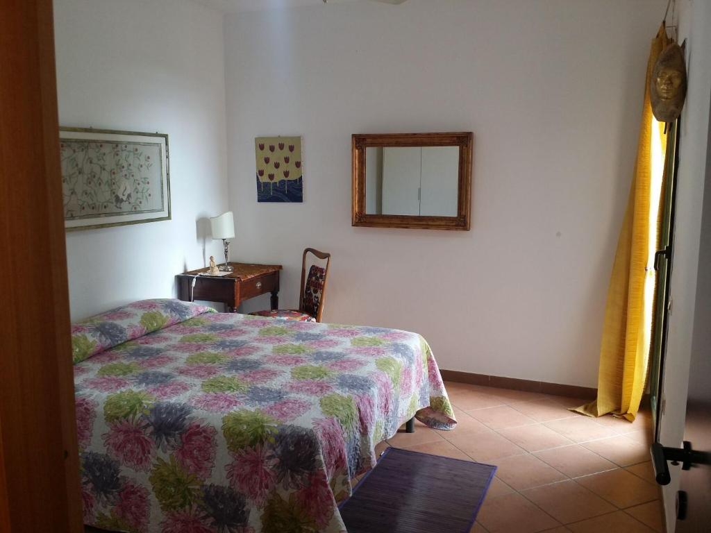 Quaint Holiday Home in Geremeas Sardinia with Sea view image4